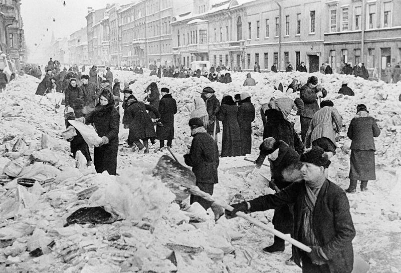 Доклад блокада ленинграда маленький 2705