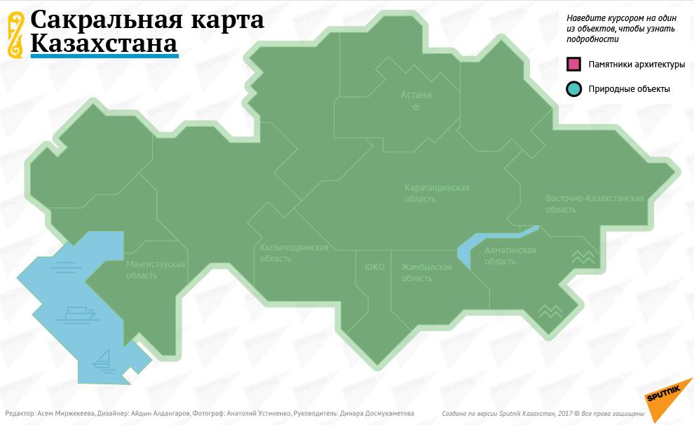 Sakralnaya Karta Kazahstana