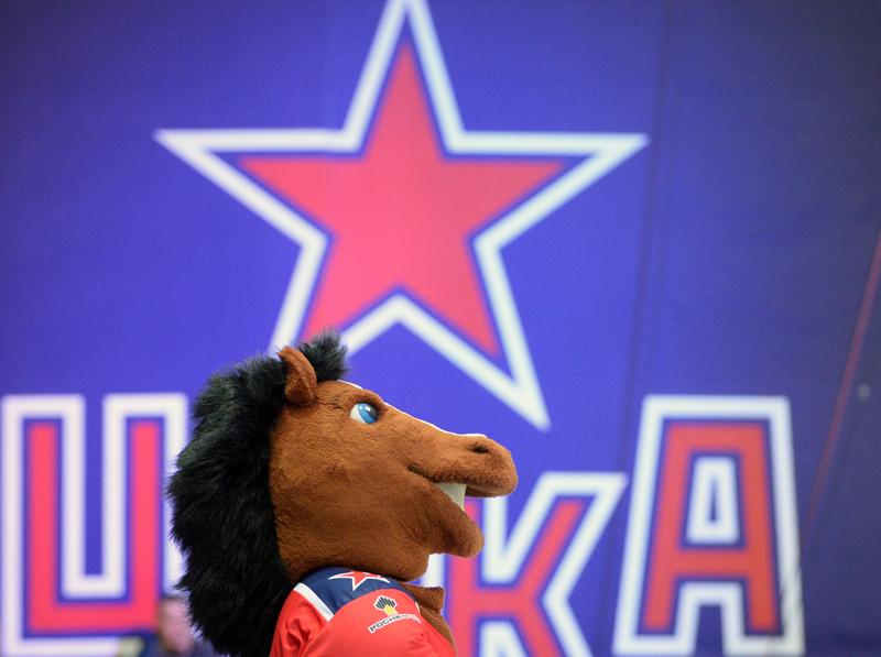 Талисман хоккейного клуба цска москва бизнес план при открытие своего ночного клуба